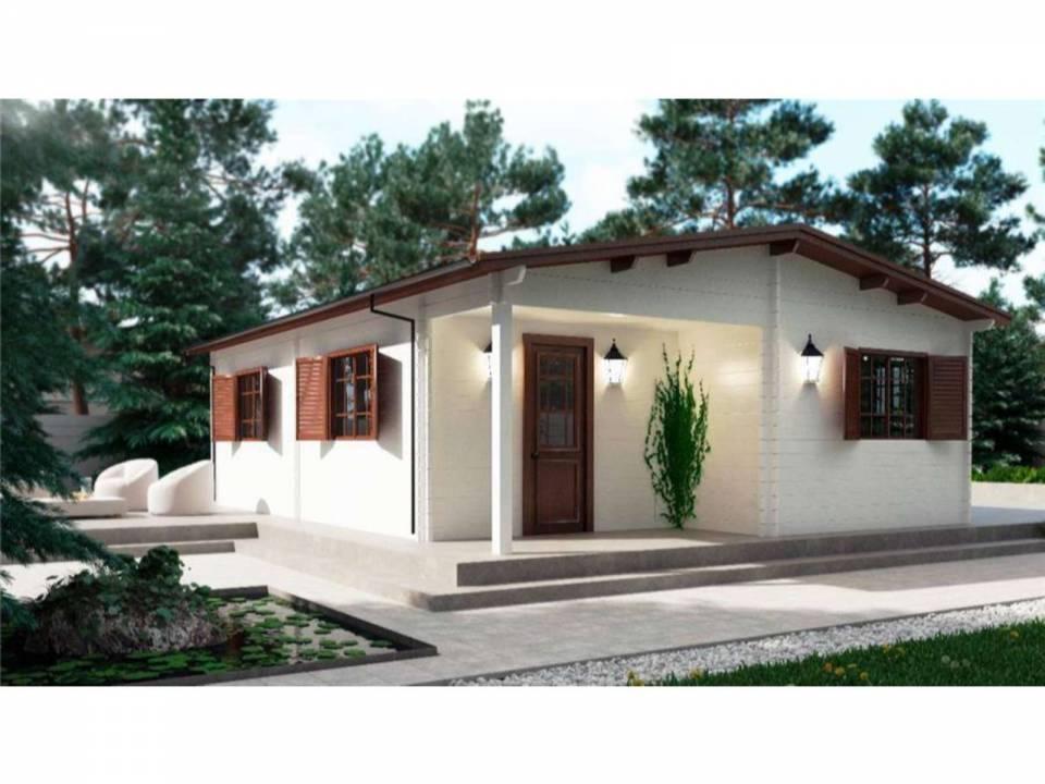Casa din lemn2281