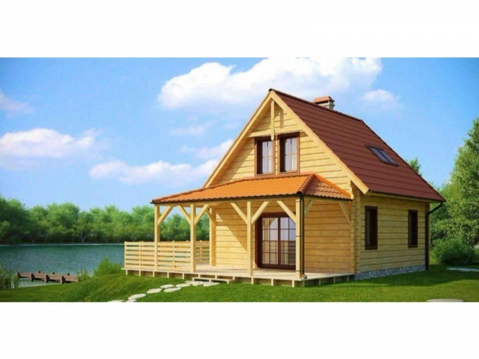 Casa din lemn2282
