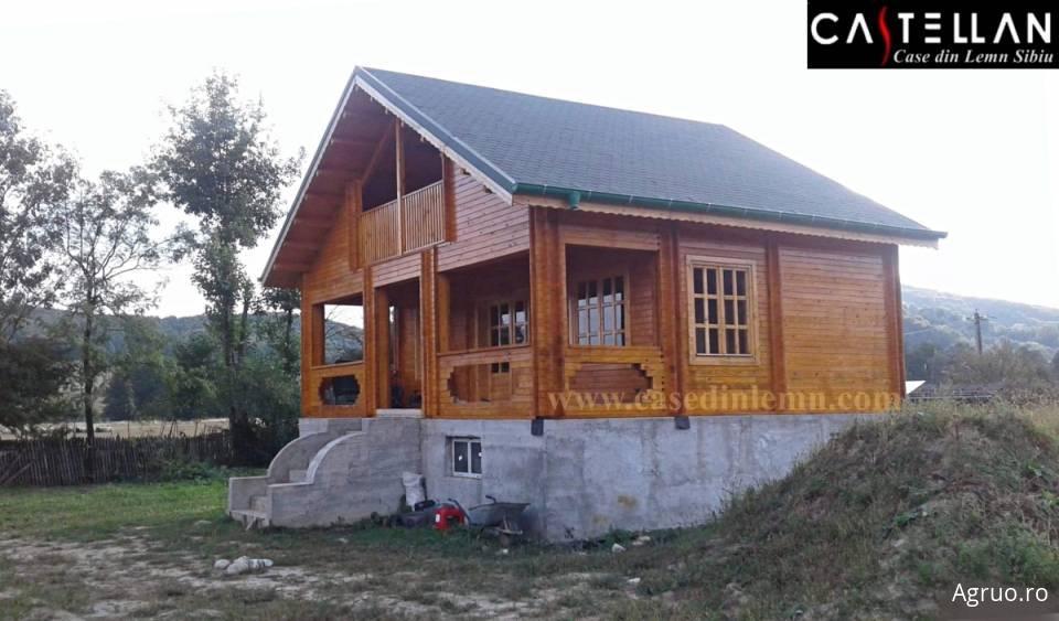 Casa din lemn2283