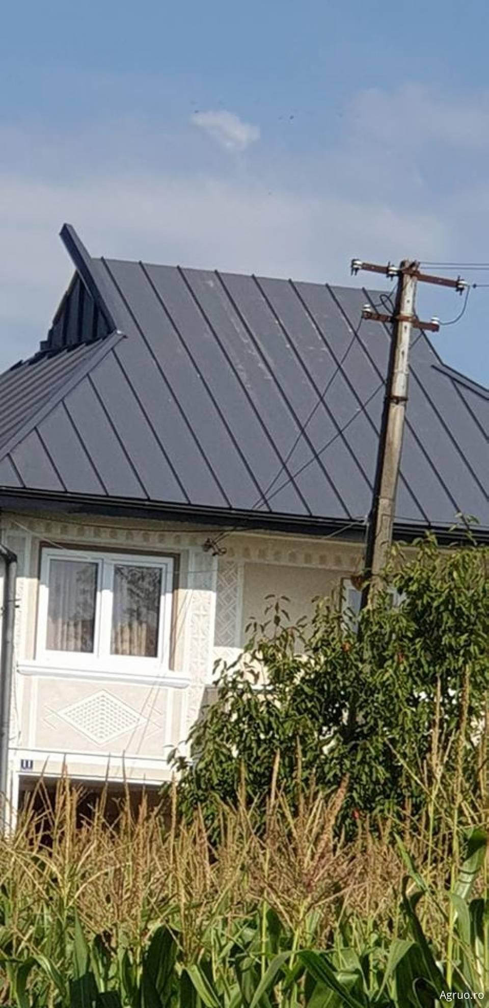 Montaj acoperis din tigla metalica2305