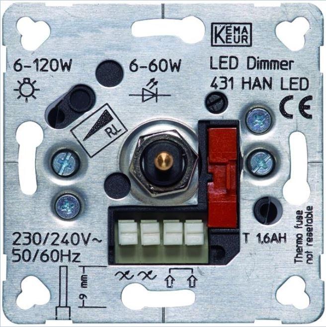 Aparataj terminal Elso - Dimmere, Potentiometre, Transformatoare electronice12117