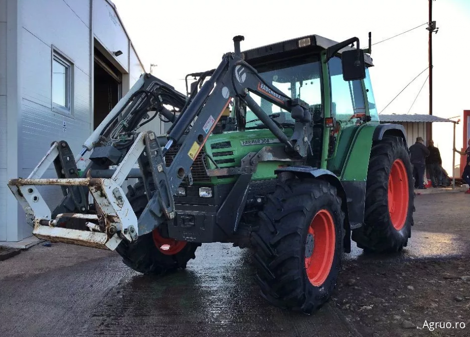 Tractor 2422