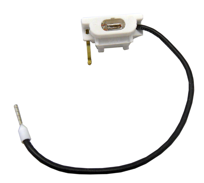 Aparataj terminal Elso - inserturi electronice cu montaj incastrat12330