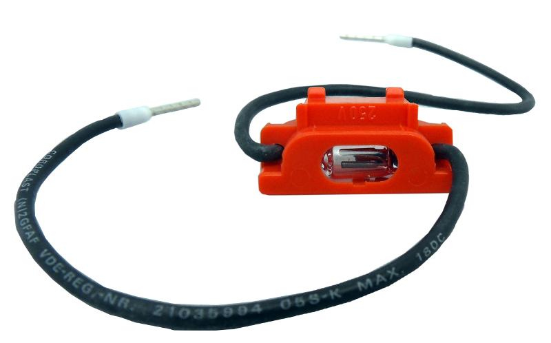 Aparataj terminal Elso - inserturi electronice cu montaj incastrat12335