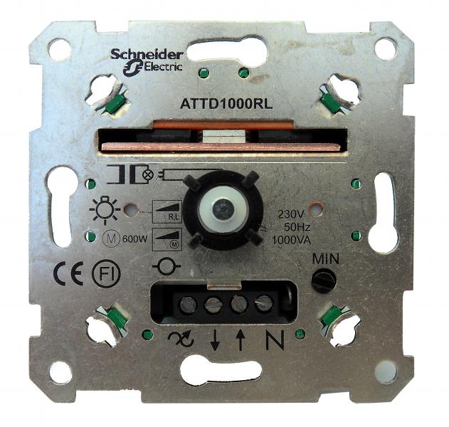 Aparataj terminal Elso - Dimmere, Potentiometre, Transformatoare electronice12359