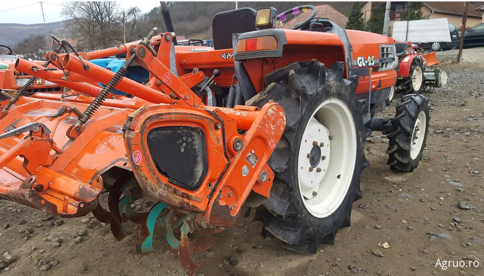 Tractor 2521