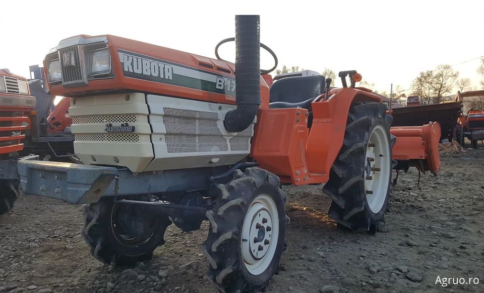 Tractor 2582