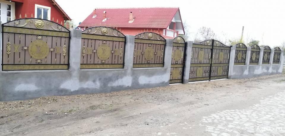 Gard din fier forjat2675