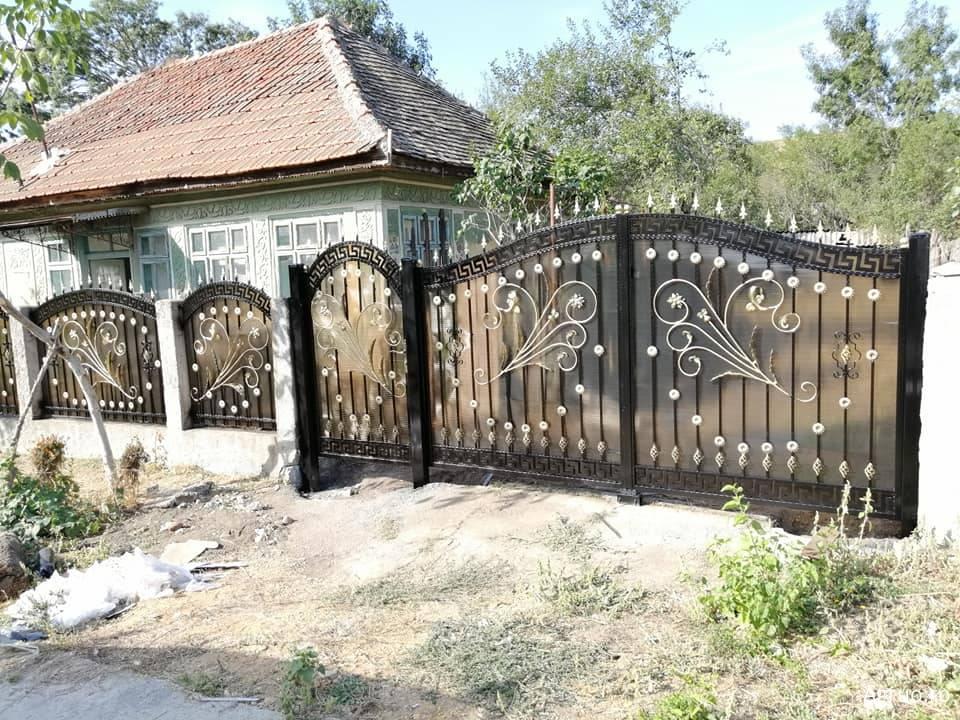 Gard din fier forjat2680