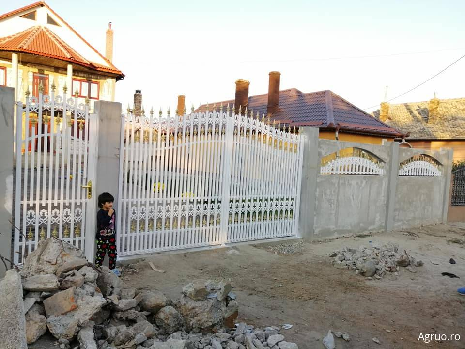 Gard din fier forjat2681