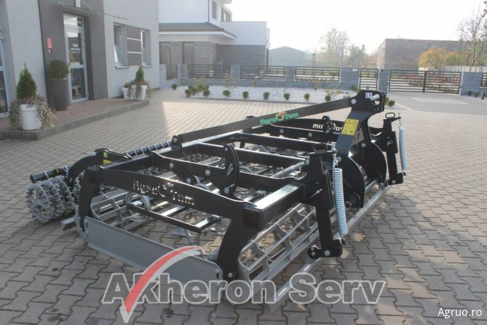 Compactor agricol3077