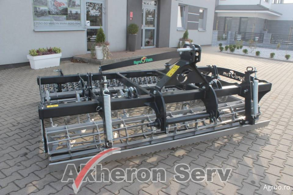 Compactor agricol3076
