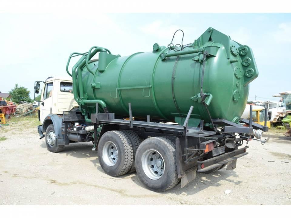 Camion vidanja3554