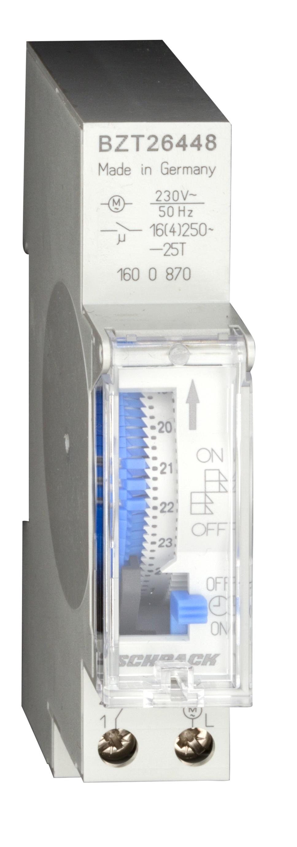 Ceasuri programabile, comutatoare crepusculare14265